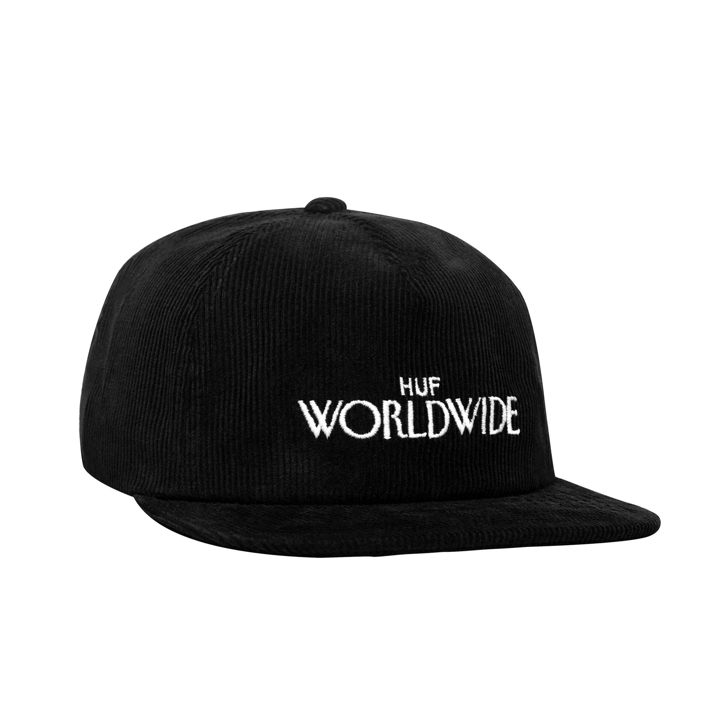 ARCHIVE STRAPBACK HAT (black)