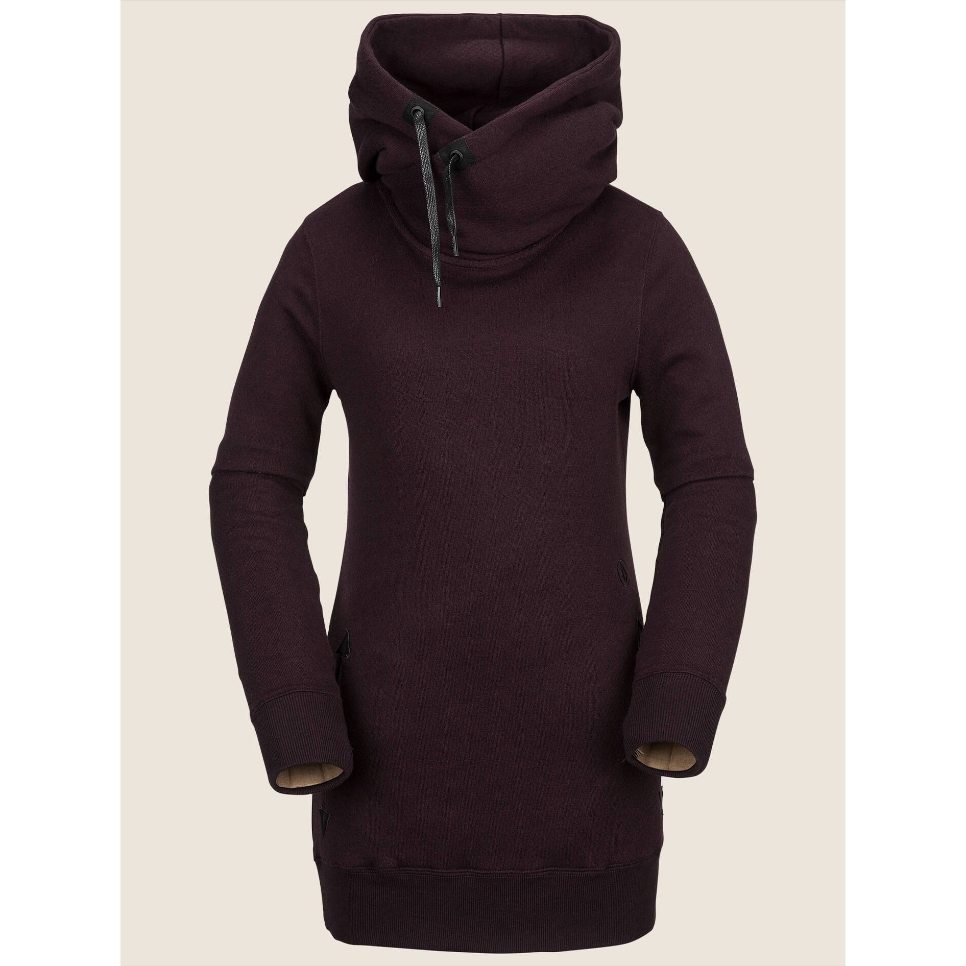 VOLCOM Tower Pullover Fleece (merlot)