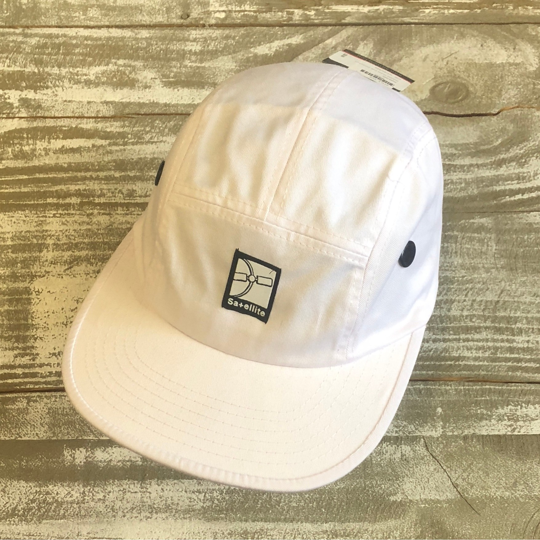 Satellite Street Cap (white/tile)