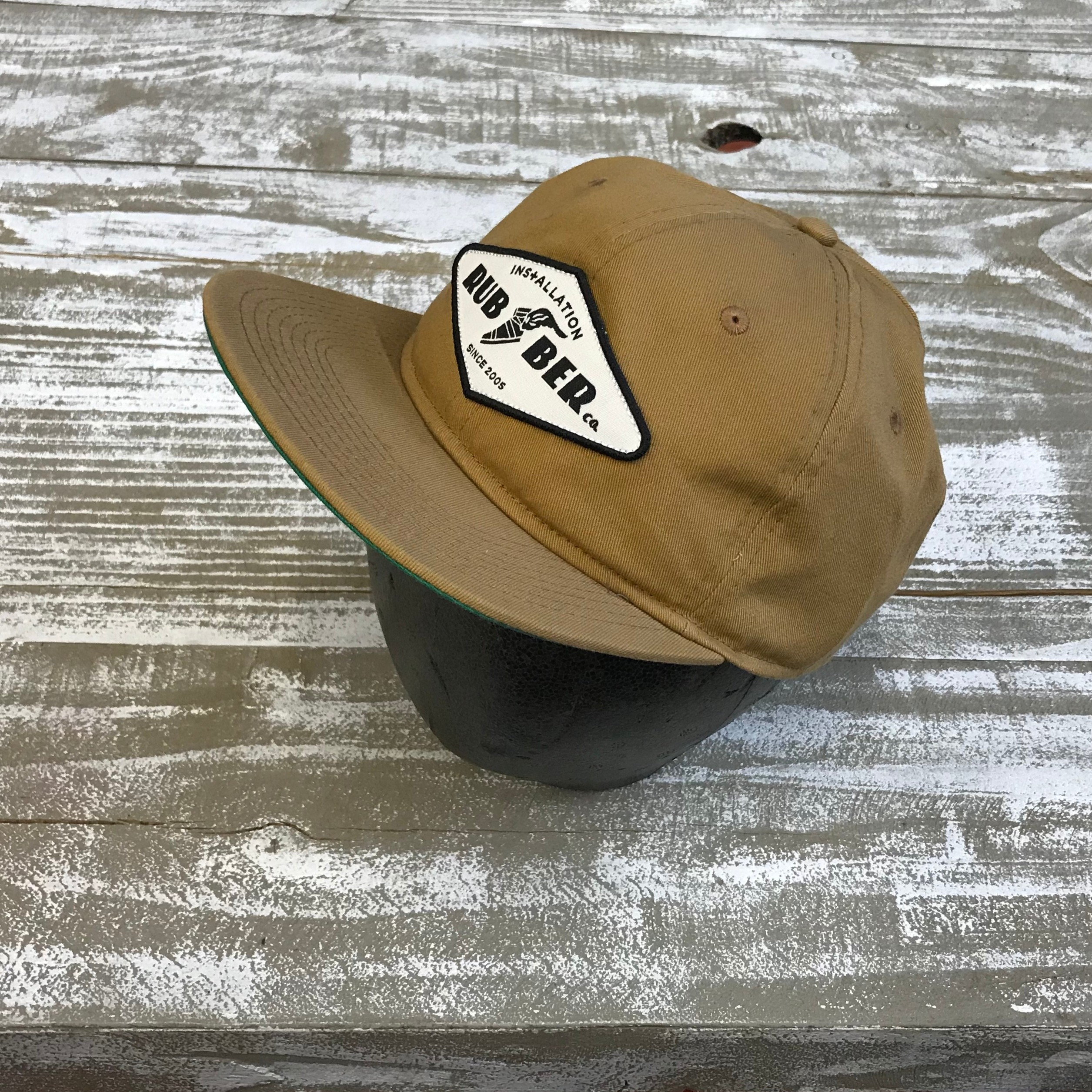 Rubber Company Hat (Sand)