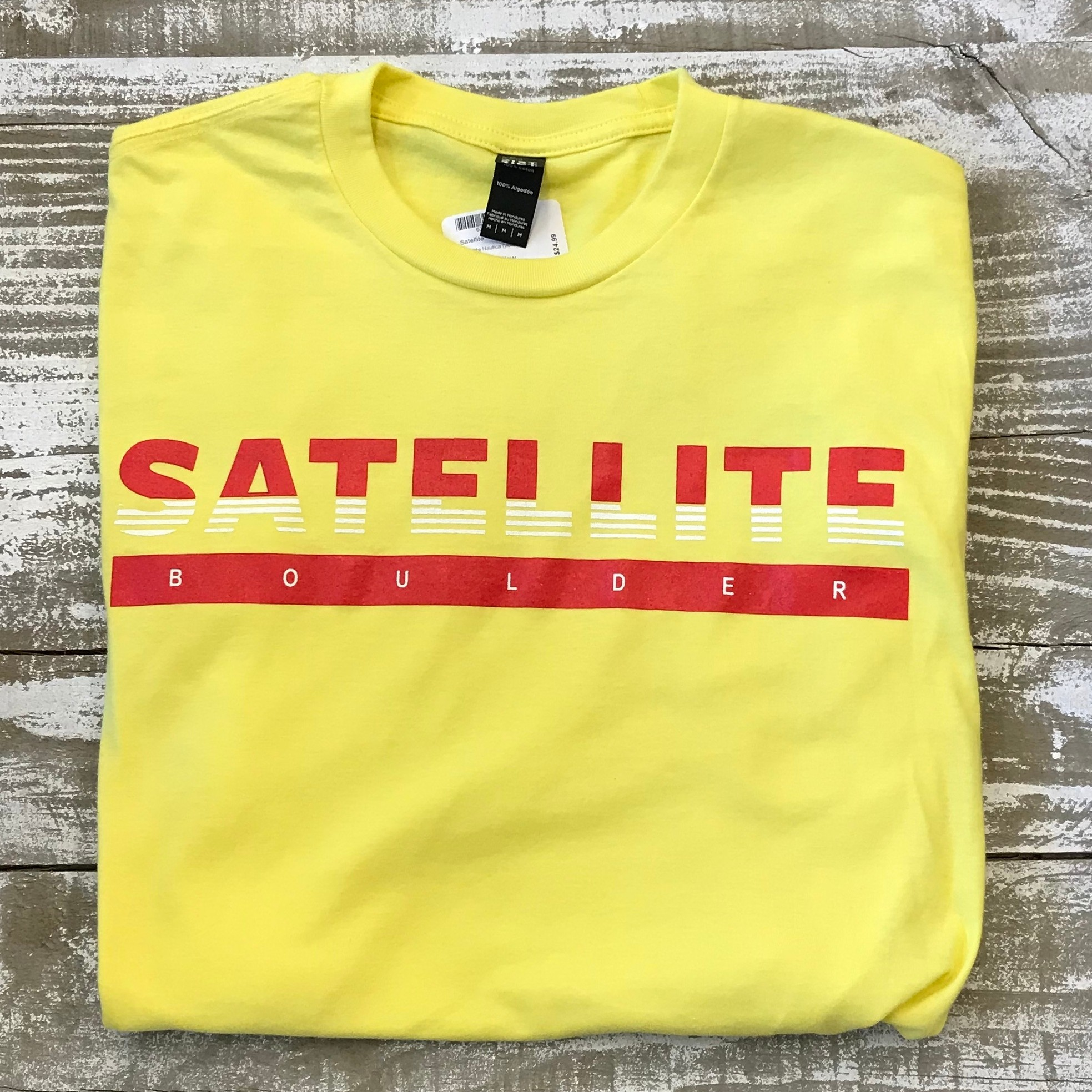 Satellite Nautica (yellow)