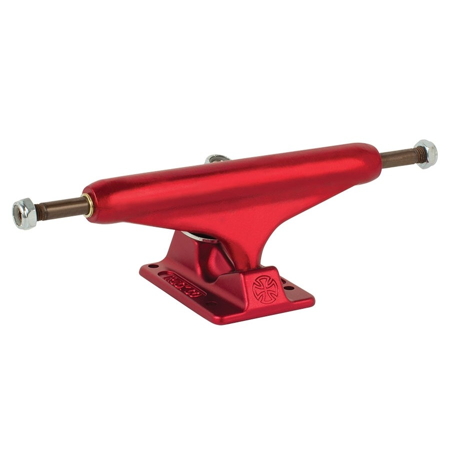 Stage 11 Hollow Ano red Standard Skateboard trucks