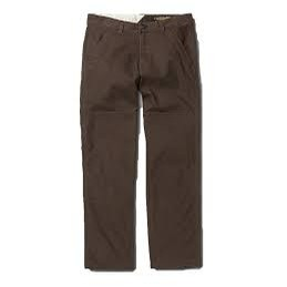 NAILER CANVAS PANT - (MAJOR BROWN)