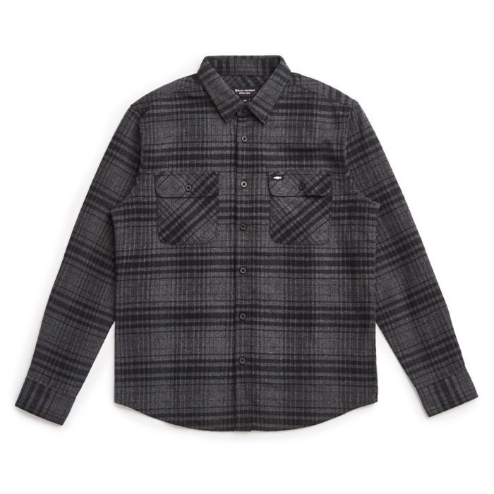 Bowery Chevy Flannel (Bel Air Black)