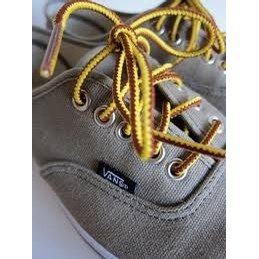 Hiking Laces (Gold/Brown)