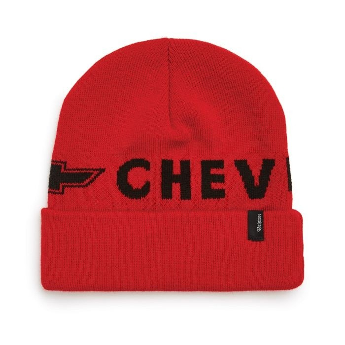 Icon Beanie (Nova Red)