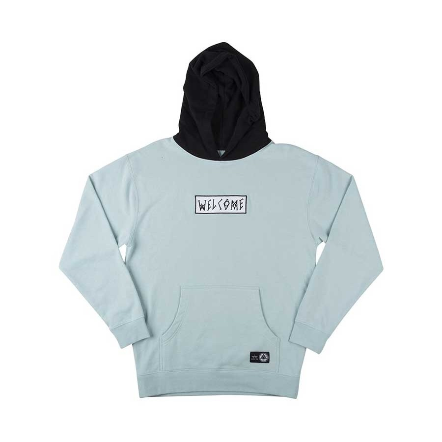 Veil French Terry Pullover Hoodie