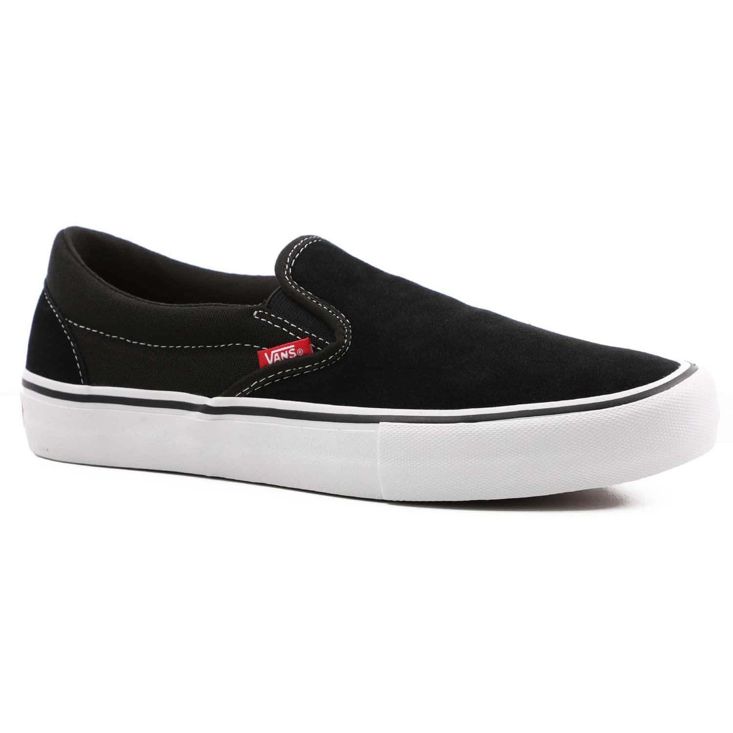 Slip-On Pro (Black/White/Gum)