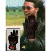 DEATH GRIP GLOVE (BLACK)
