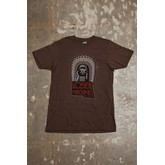 Injun-SF Tee (New Brown)