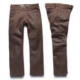 KLASSIC Denim (Raw Brown)