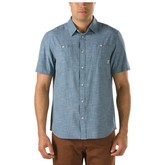 Guilder button down (chambray)