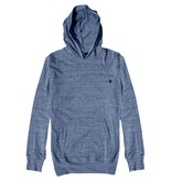 CARROLL HOODIE (BLUE HEATHER)
