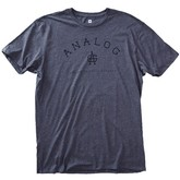 MINOR LEAGUE SLIM TEE (CHARCOAL HEATHER)