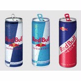 RED BULL ENERGY DRINK/COLA