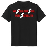 Satellite WE SOLD OUR SOUL (10yr Anniversery Tee)