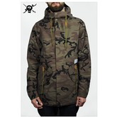 HOLDEN Stussy Mens M-51 Fishtail Jacket (Camo)