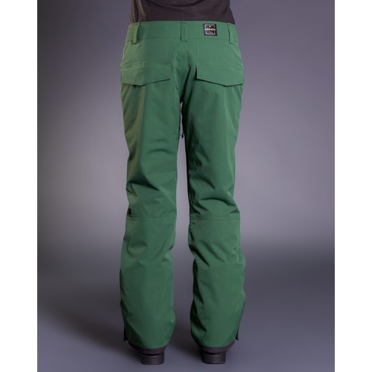 LENOX INSULATED PANT: FOREST GREEN: 2019