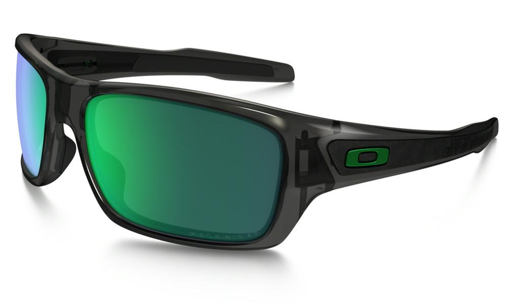 Grey Smoke/ Jade Iridium Polarized