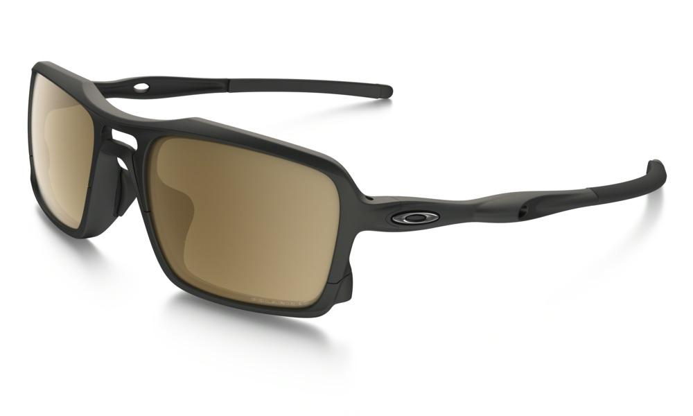 Matte Black/ Tungsten Iridium Polarized