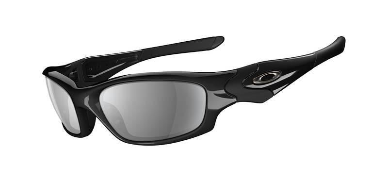 Straight Jacket Sunglass - Polished Black/ Black Iridium