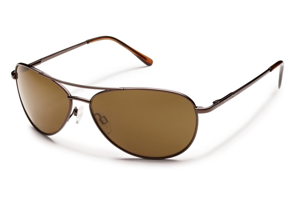 Patrol Sunglass - Brown/ Brown Polarized