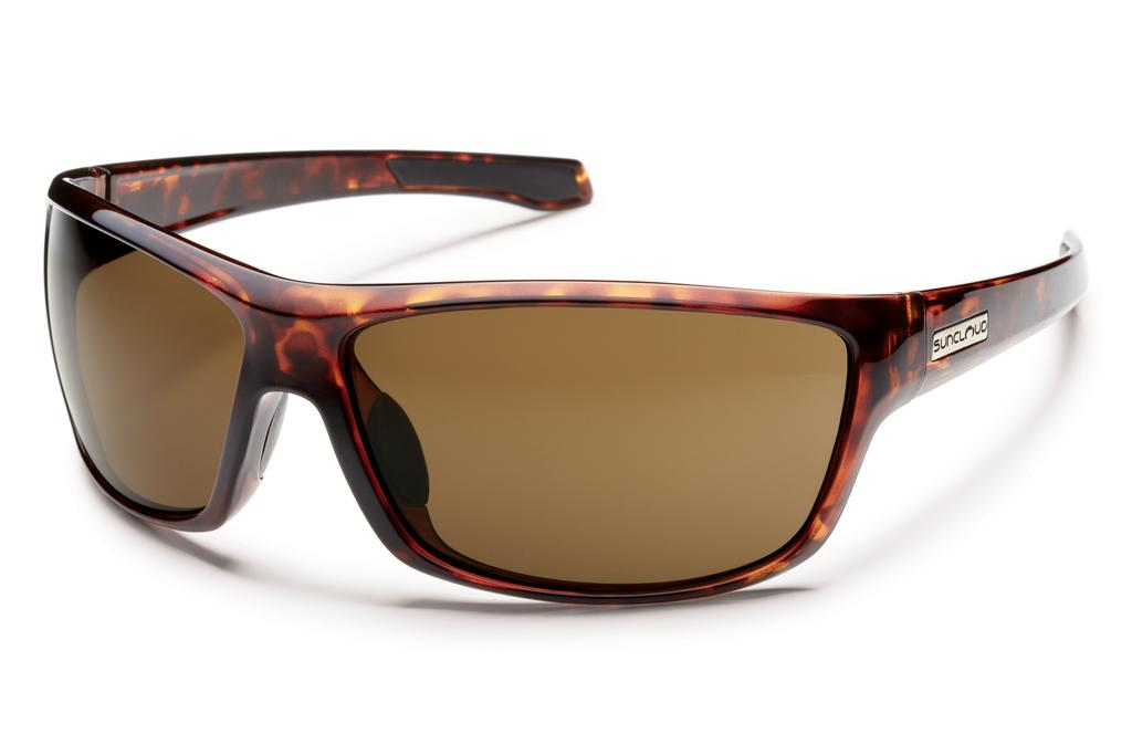 Conductor Sunglass - Tortoise/ Brown Polarized