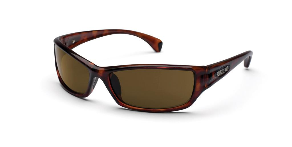 Hook Sunglass - Havana/ Brown Polarized