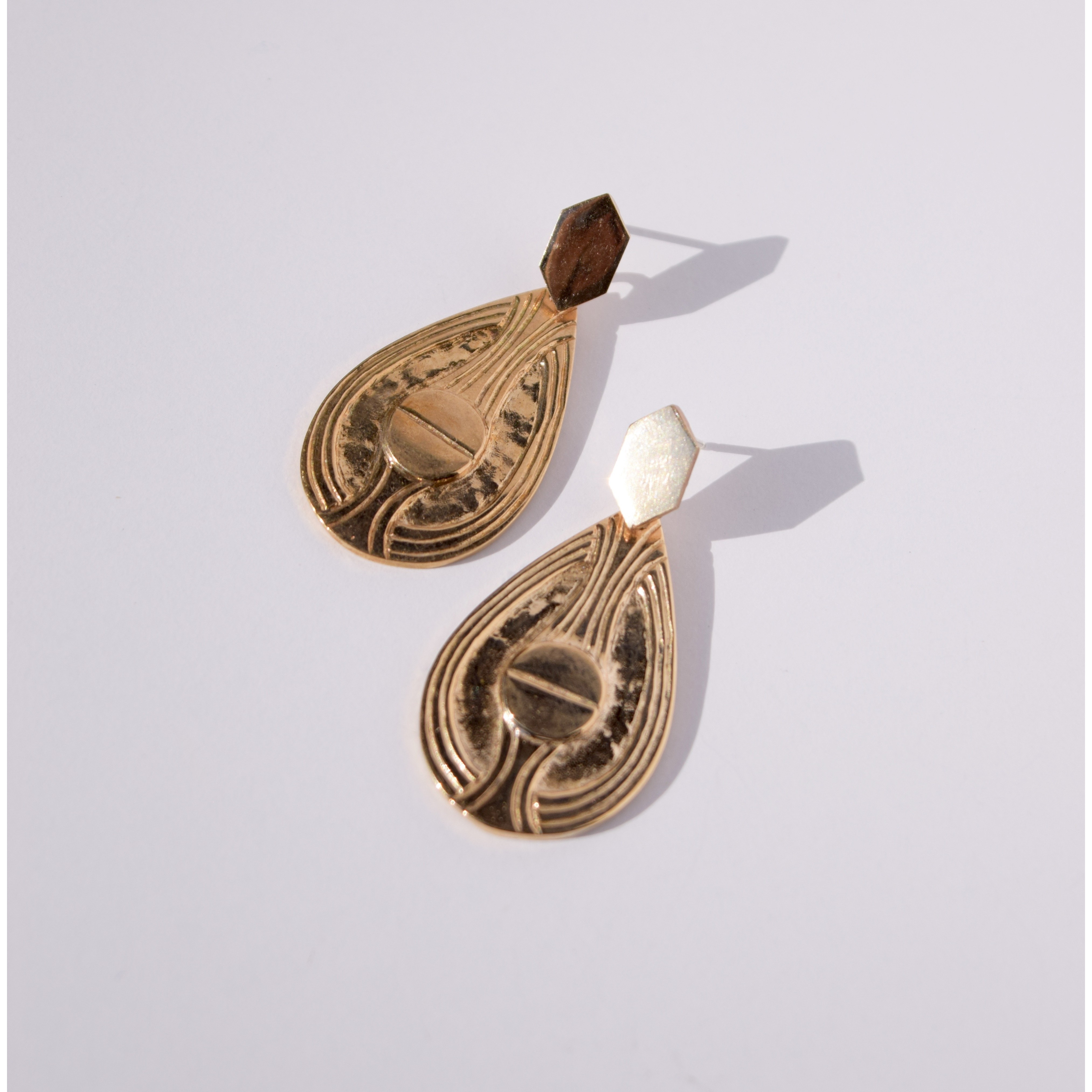 Chrysalis Earrings - Small