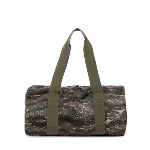 Packable Duffle (Tiger Camo)