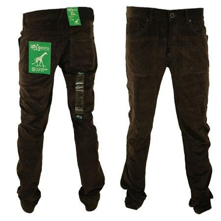 Billy Marks Signature Jeans (Brown)
