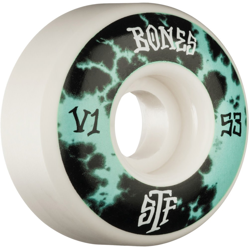 Deep Dye STF V1 Wheels (Green)