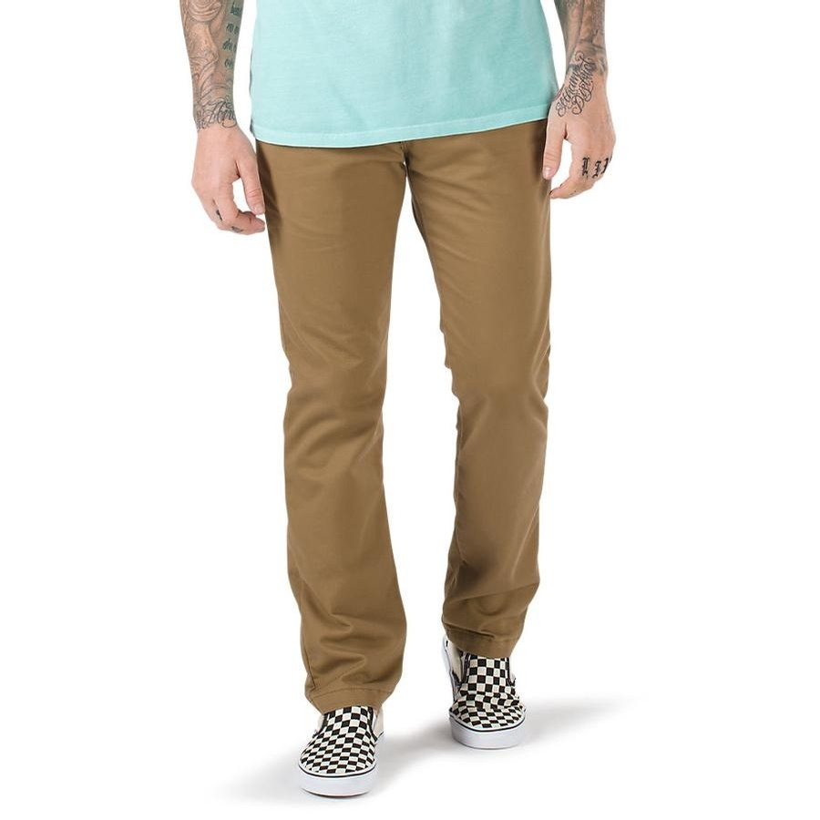 Vans Authentic Chino Stretch Pant (Dirt)