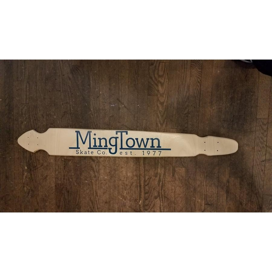 Mingtown Deck (Blue)