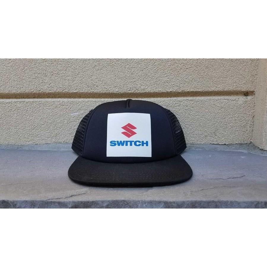Suzuki Trucker Hat (Black)