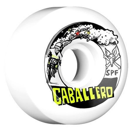 Cab X Blender Moto SPF P5 Wheels (White)