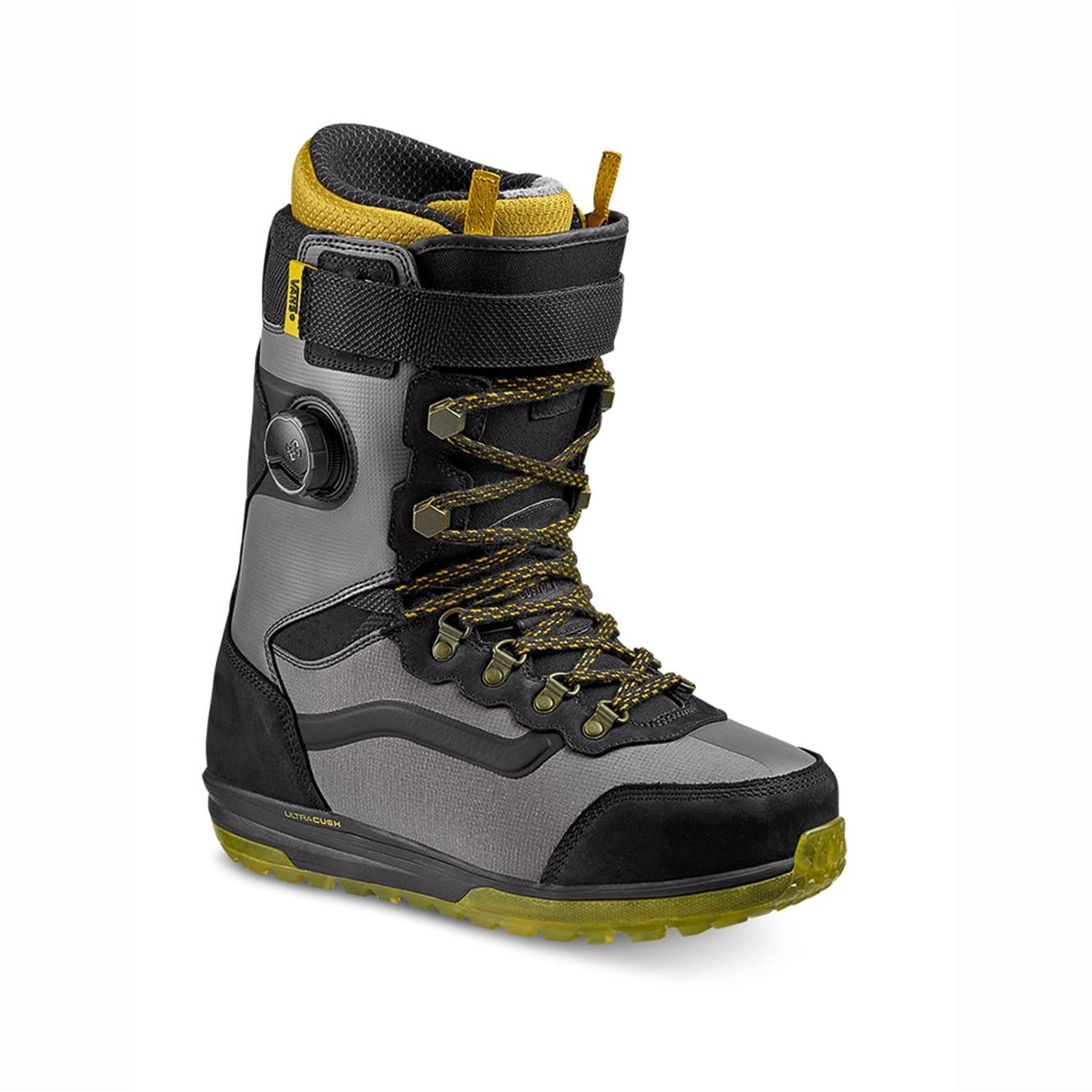 Infuse Snowboard Boots (Pat Moore Black/Grey)
