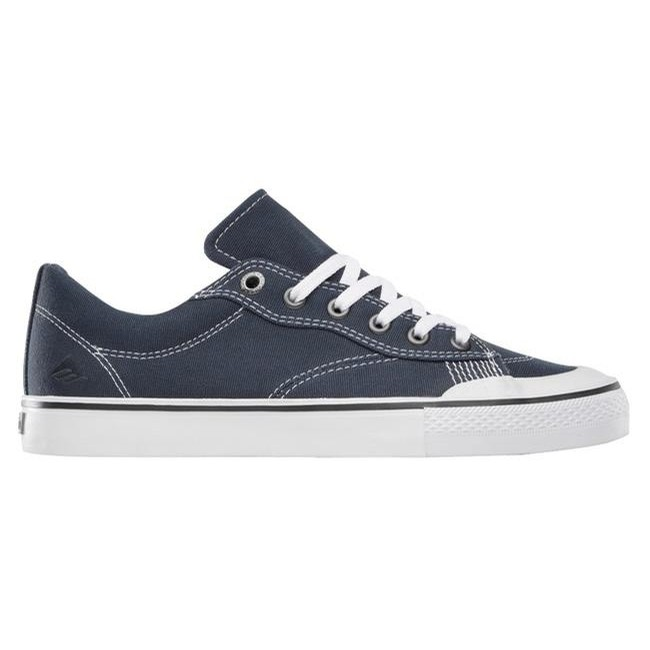 Indicator Low (Navy/White)