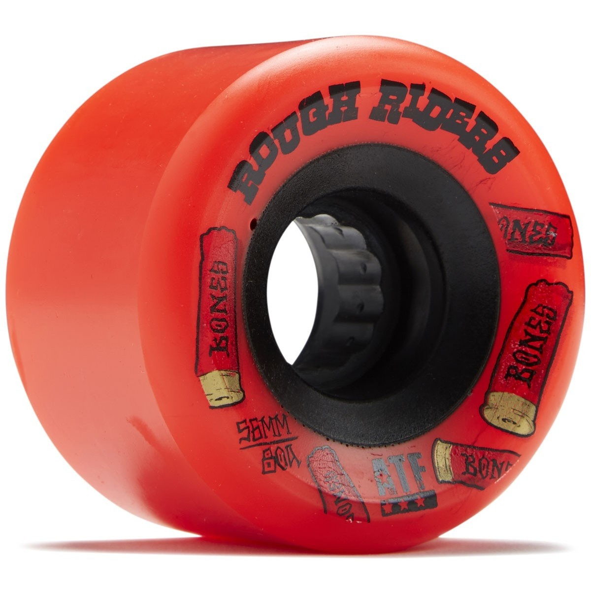 Rough Riders Shotgun 56mm Wheels (Red)