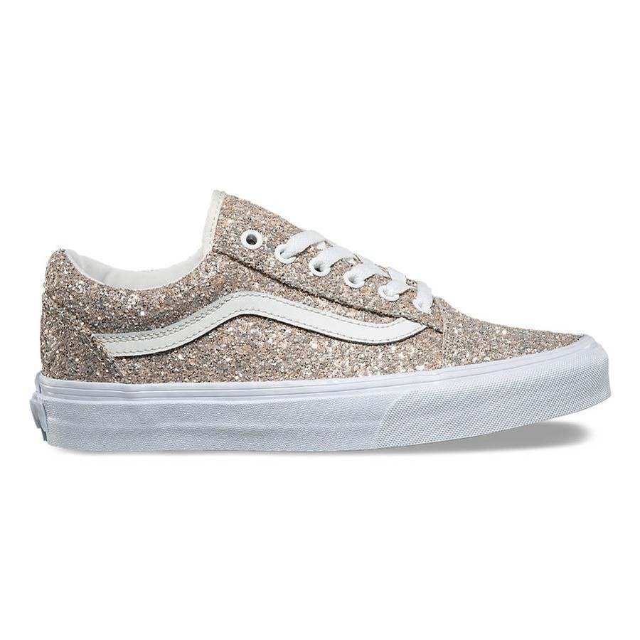 53a575624e Vans Old Skool (Chunky Glitter) Footwear Women s Shoes Casual Shoes ...