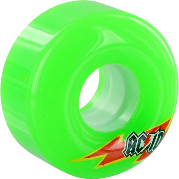 Funner Skateraid Wheels 86A (Green)