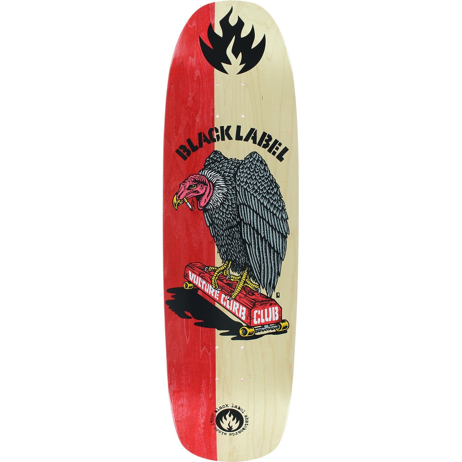 Vulture Curb Club Deck