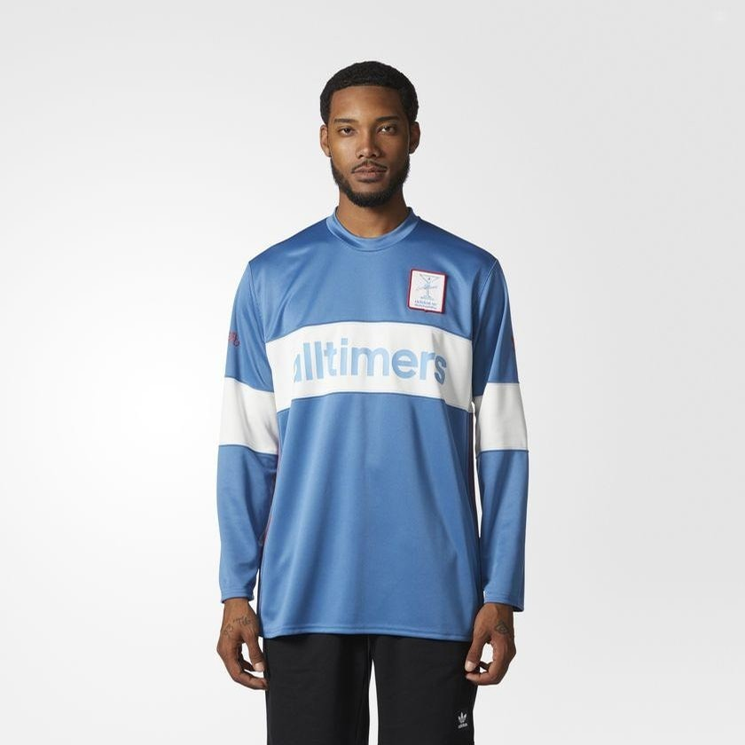 Alltimers Jersey (Core Blue/Off White/Scarlet)