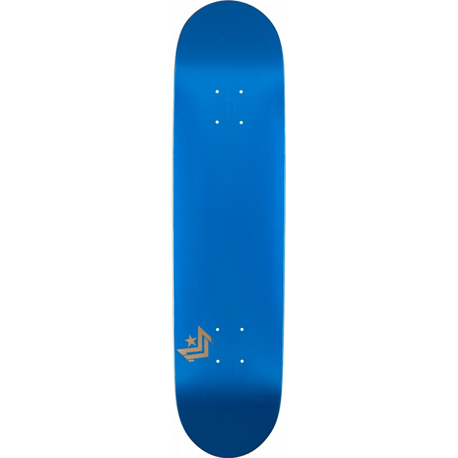 K15 Chevron Deck (Metallic Blue)