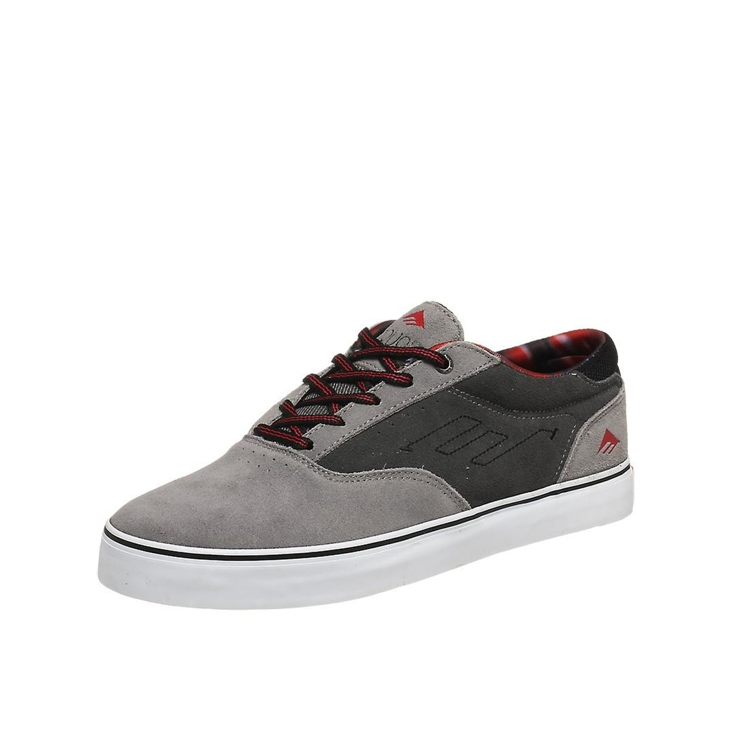 The Provost (Grey/Grey/Red)