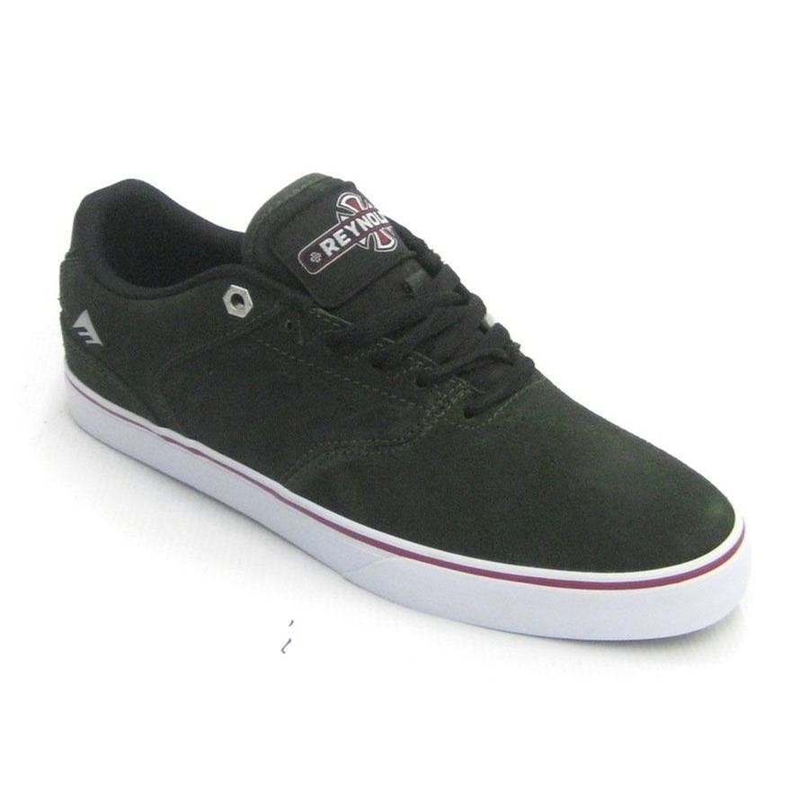 The Reynolds Low Vulc X Indy (Dark Green)