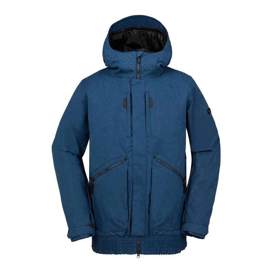 Beta Insulated Jacket (Blue)