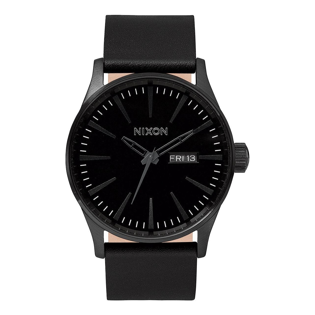 Sentry Leather (All Black)