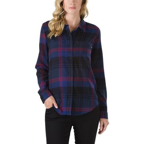 Meridian Flannel (Blue Depths)