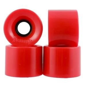 Penny 59mm 83a Wheels (Red)